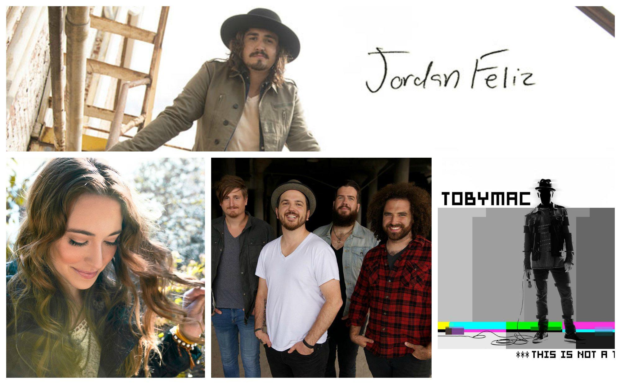NEW MUSIC: Toby, Carrollton, Jordan and Lauren | 89.5 KVNE
