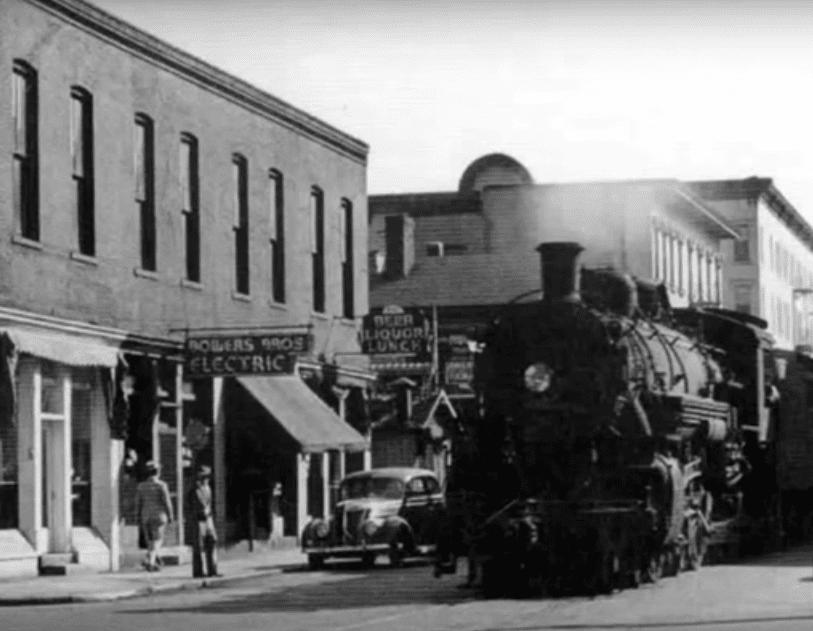 Railroad Bill