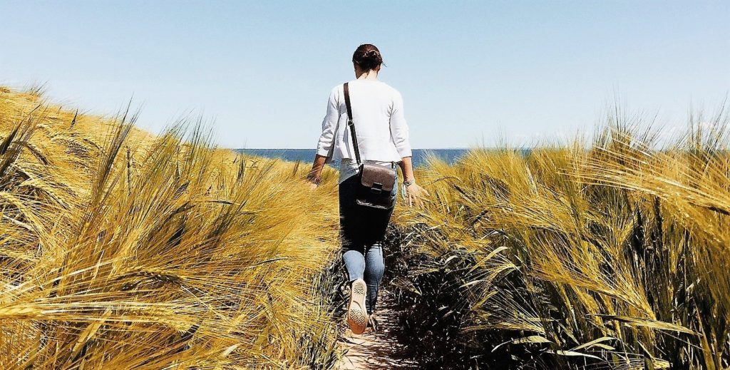 Walking Away - Heard On Air Blog Photo