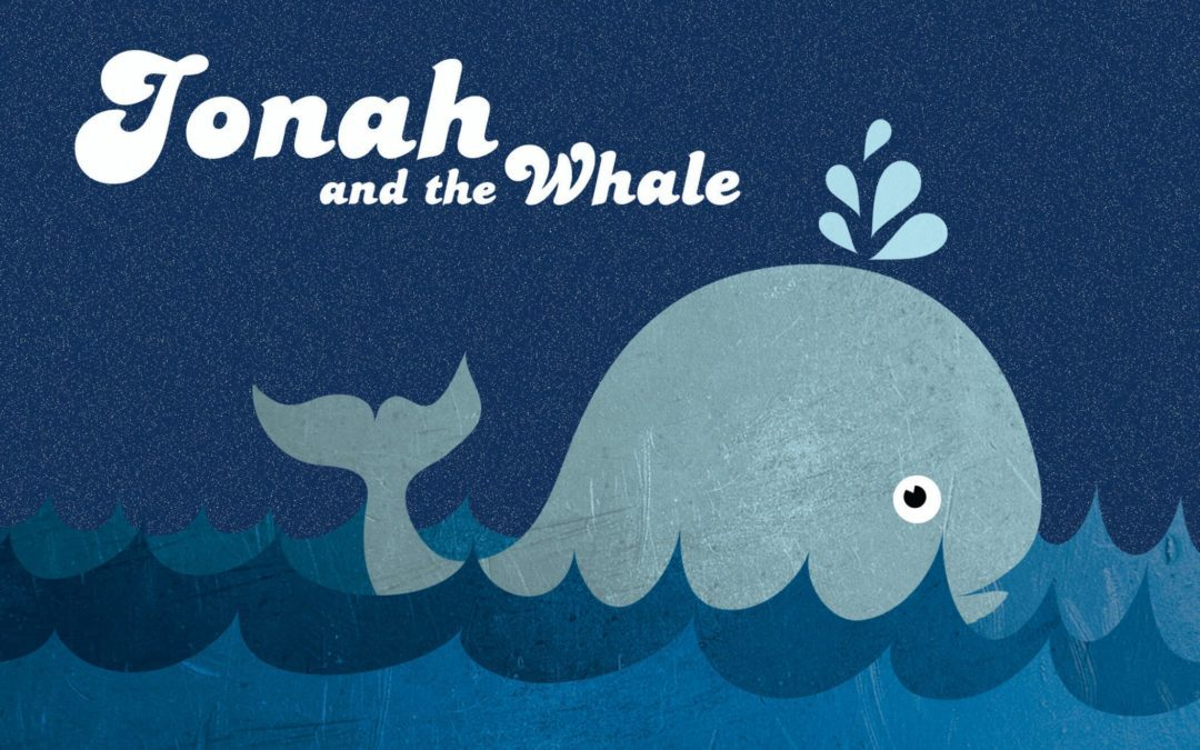Whale of a Tale! Bible Stories Told by Children