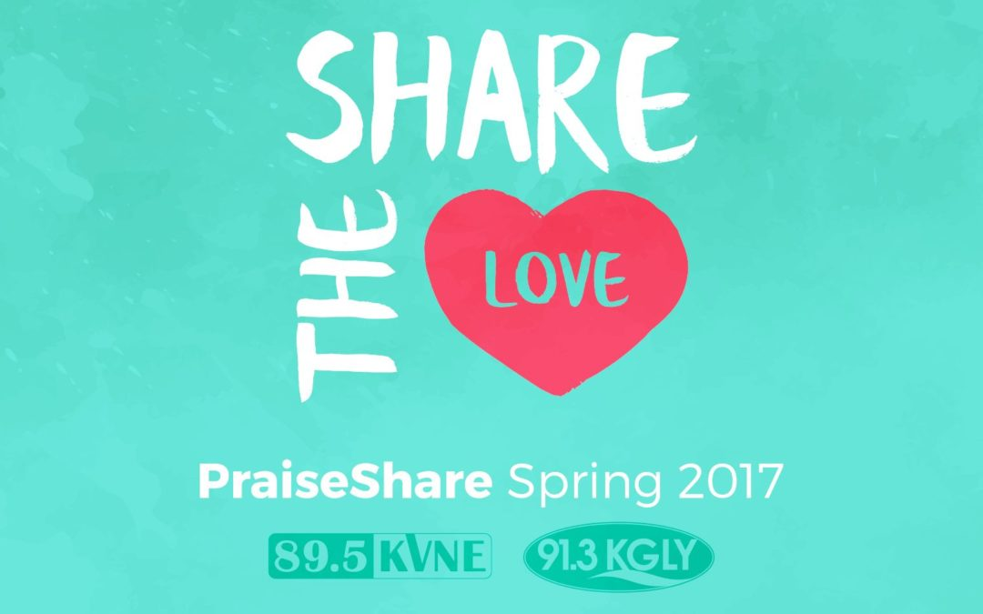 Share the Love Countdown Challenge