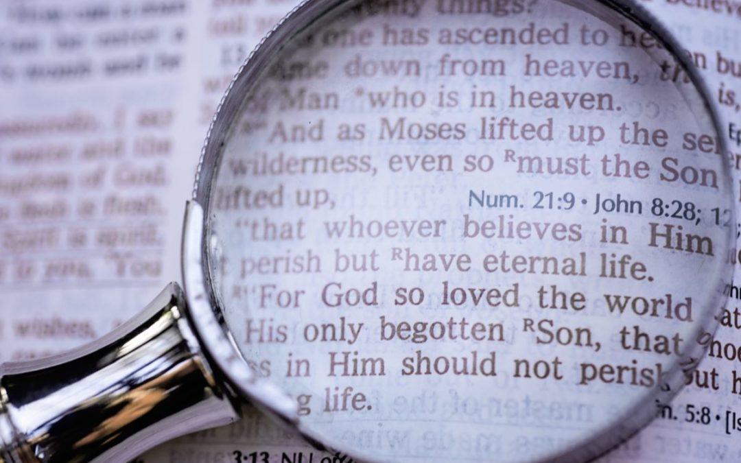 Under God's Nose