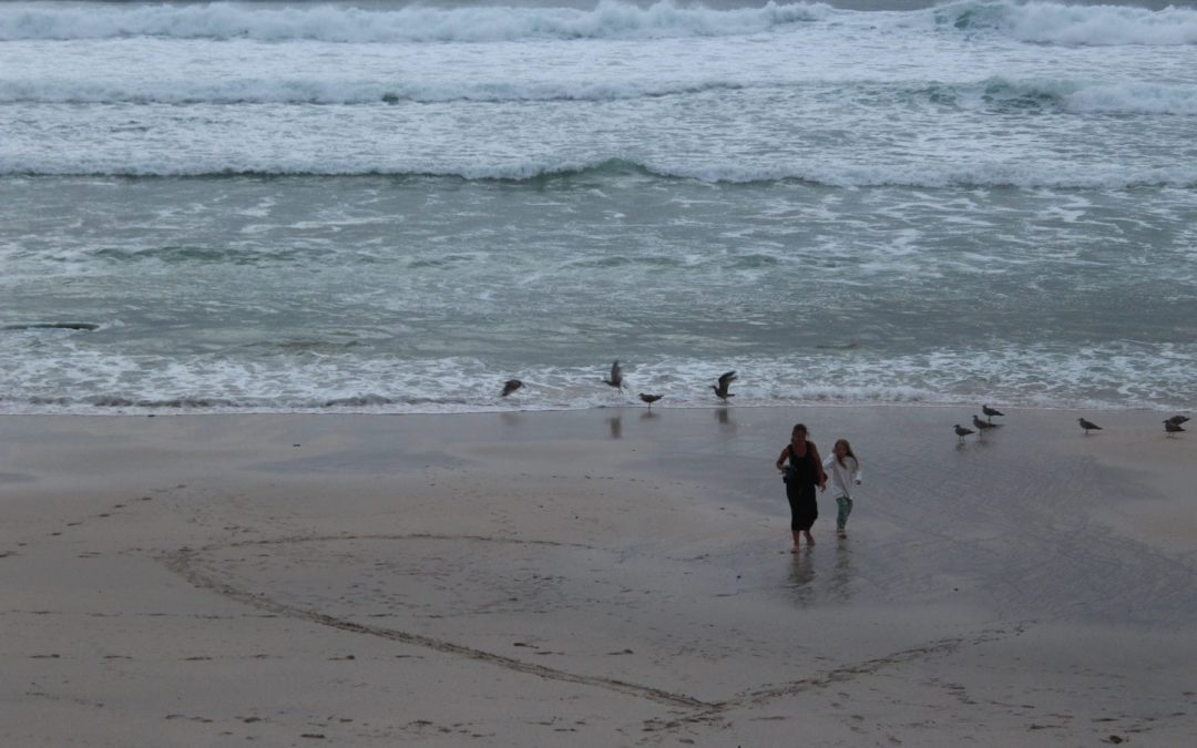 5 Life Lessons from Taking a 5-Year-Old to the Beach