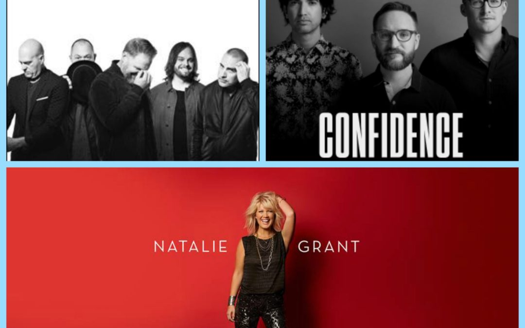 New MercyMe and Natalie – Yes Yes!