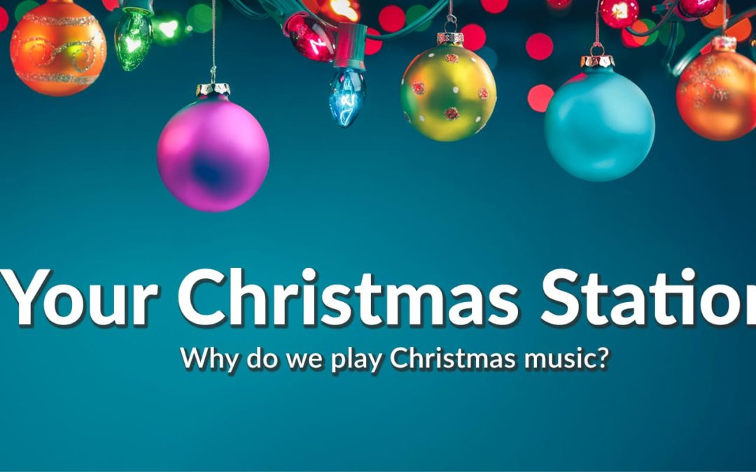 Play Christmas Music.Why Play Christmas Music 89 5 Kvne