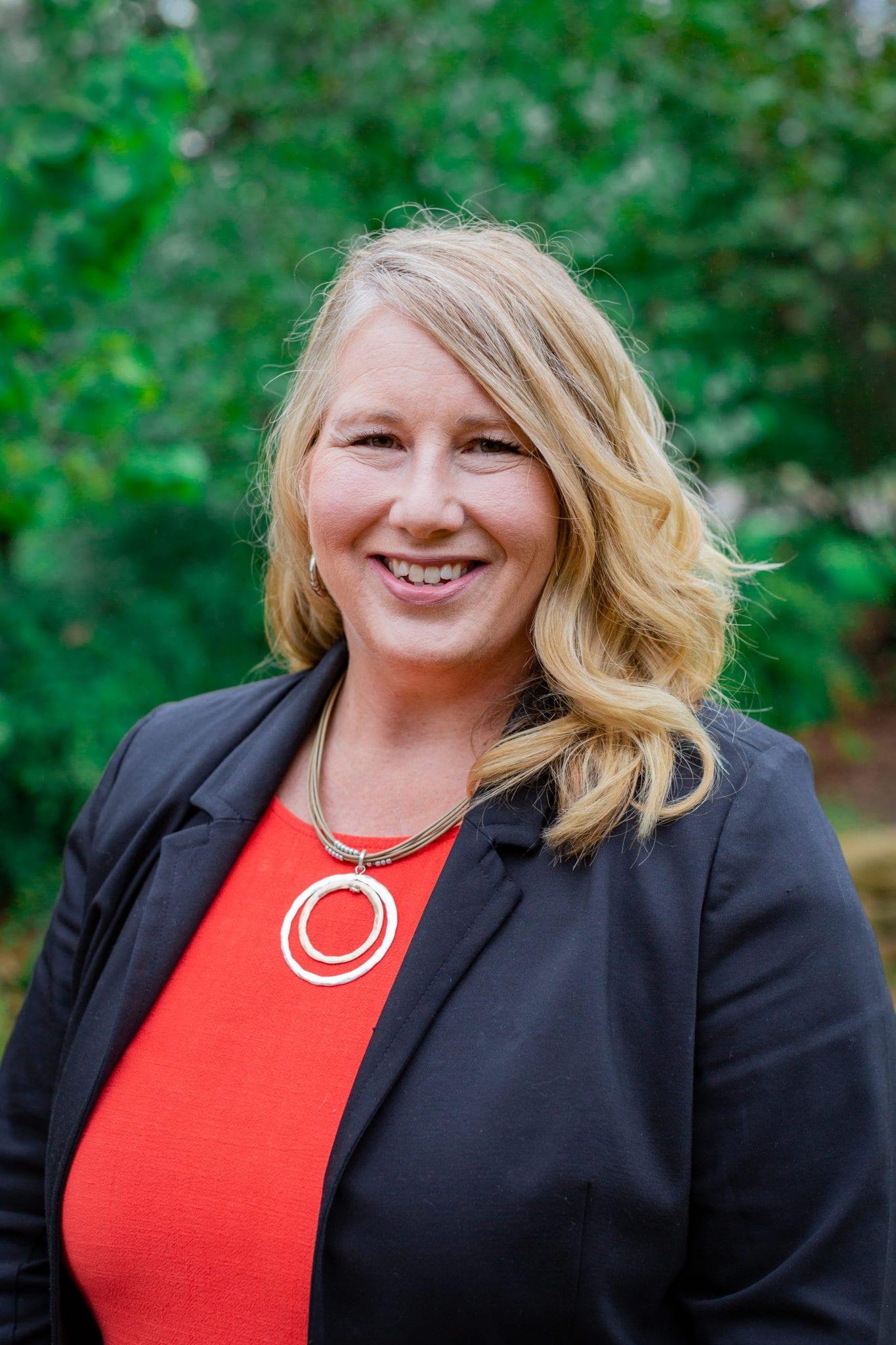 Jennifer Bailey, KVNE Director of Marketing & Community Outreach