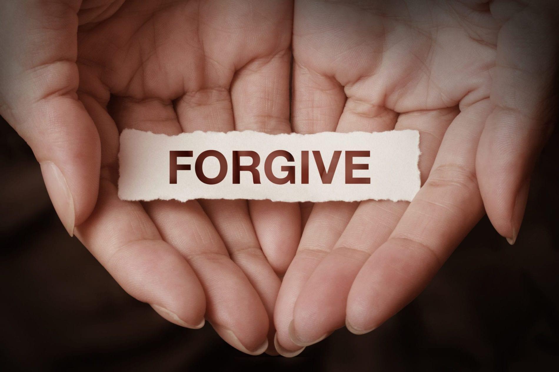 89.5 KVNE Christian Radio Forgiveness Heard On Air Blog Featured Image