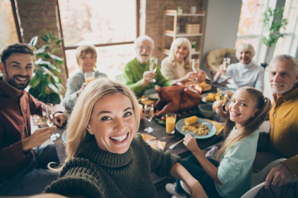 89.5 KVNE Christian Radio Thanksgiving Conversation Starters Heard On Air Blog Featured Image